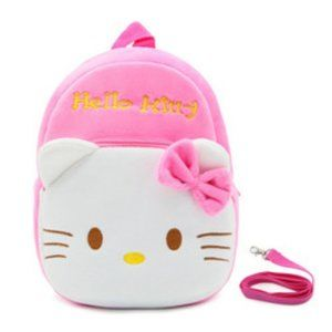 Children's Plush Backpack